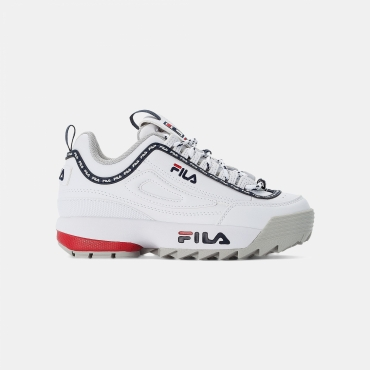 Fila Disruptor Logo JR white