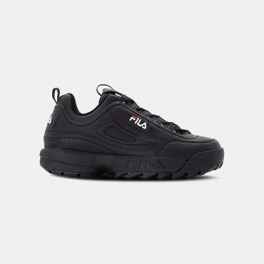 Fila Disruptor Low Men black-black