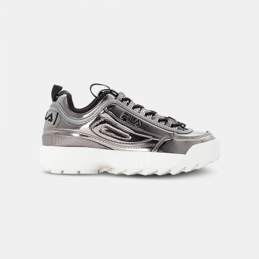 Fila Disruptor M Low Wmn gun-metal