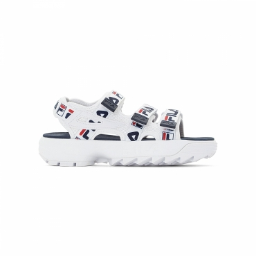 Fila Disruptor Sandal Wmn white-navy