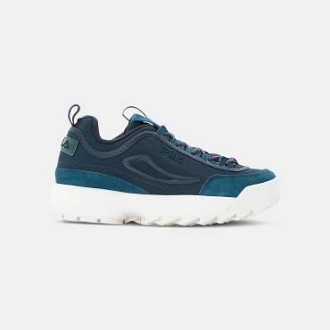 Fila Disruptor Satin Low Wmn atlantic-deep