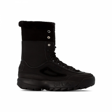 Fila Disruptor Sherling Wmn black