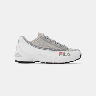Fila DSTR97 S Wmn white-gray-violet