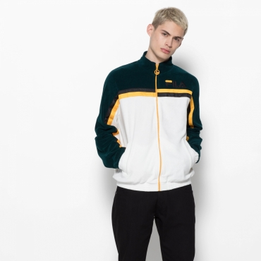 Fila Ethan Terry Toweling Jacket