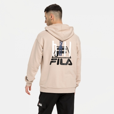 Fila Fyodor Hoody oxford-tan