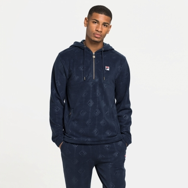 Fila Hastin Half Zip Fleece Hoody