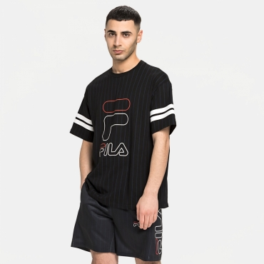 Fila Jamiro Striped Sporty Tee