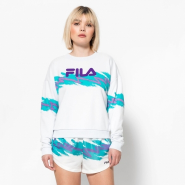 Fila Justyna Buttoned Crew