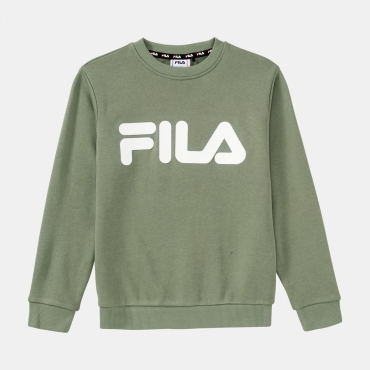Fila Kids Classic Logo Sweat sea-spray