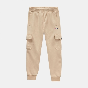 Fila Kids Davide Cargo Jogger irish-cream