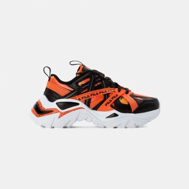 Fila Kids Electrove orange-black-white