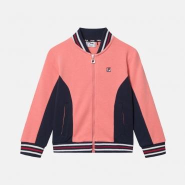 Fila Kids Girls Bella Sweat Jacket