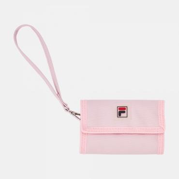 Fila Kids Mini Soft Wallet Coated Canvas pink-mist