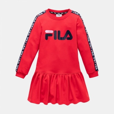 Fila Kids Paula Taped Sweatdress