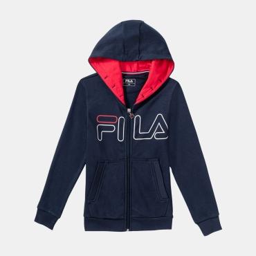 Fila Kids Sweatjacket William blue