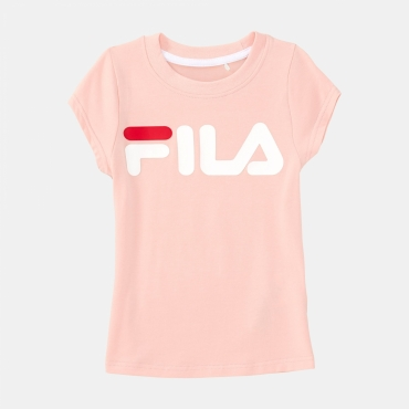 Fila Kids Tio Tee Dress rose