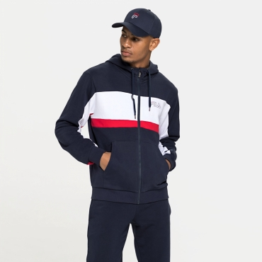 Fila Lauro Hooded Jacket