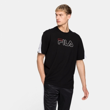 Fila Loe Tee black-white