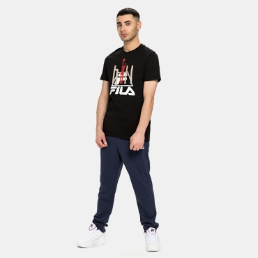 Fila Men Fico Tee black
