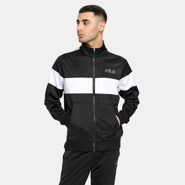 Fila Men Jairus Taped Track Jacket