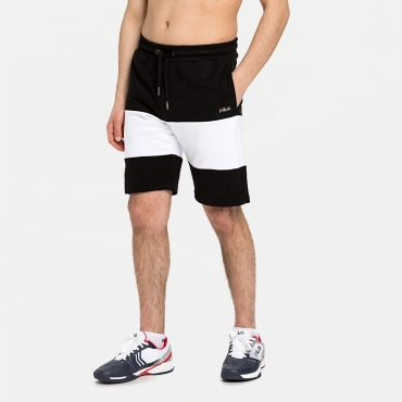 Fila Men Jake Blocked Shorts