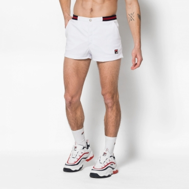 Fila Milan Fashion Week Woven Short