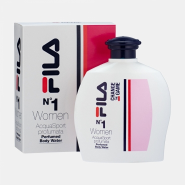 Fila N°1 Aqua Sport Perfumed Body Water For Women (100 ml = 9,95)