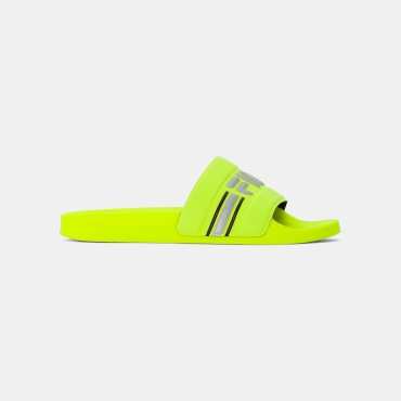 Fila Oceana Neon Slipper Wmn neon-lime
