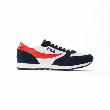Fila Orbit Jogger N Low Men blue-marshmallow-red