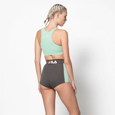 Fila Other Crop Top mint