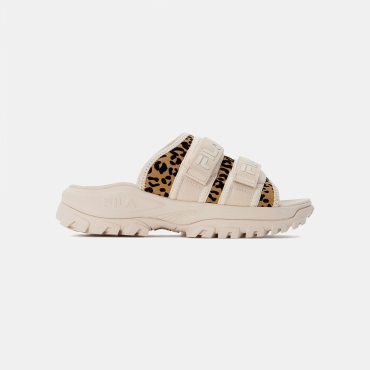 Fila Outdoor Slide Animal Wmn tapioca