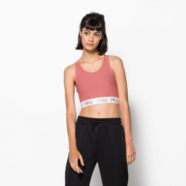 Fila Parade Taped Crop