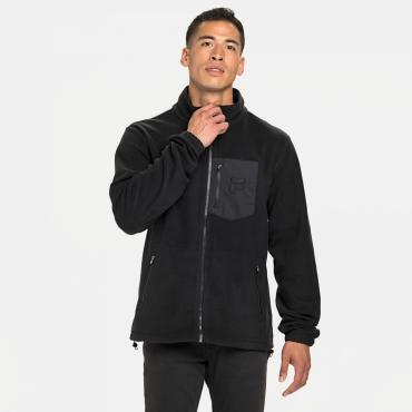 Fila Paxton Fleece Jacket black
