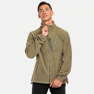 Fila Paxton Fleece Jacket olive