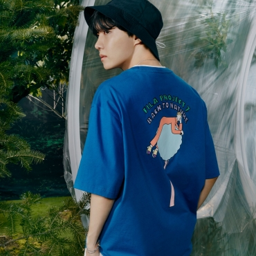 Fila Project 7 Color Tee RS