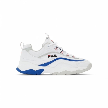 Fila Ray F Low Men white-blue-violet