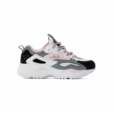 Fila Ray Tracer Kids white-pink-grey