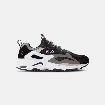 Fila Ray Tracer Men black-white