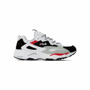 Fila Ray Tracer Men white-black-red