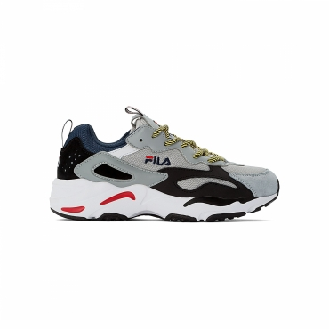 Fila Ray Tracer Wmn grey-black-white
