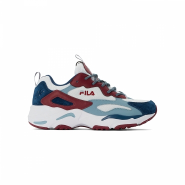 Fila Ray Tracer Wmn lightgrey-navy-red