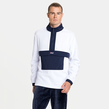 Fila Sadim Half Zip Fleece Shirt