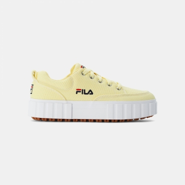 Fila Sandblast Canvas Wmn elfin-yellow
