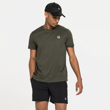 Fila Shirt Fenno forest-night