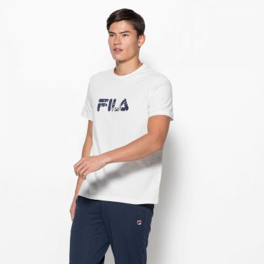 Fila Shirt Logo Cotton