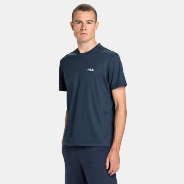 Fila Shirt Logo Small blue