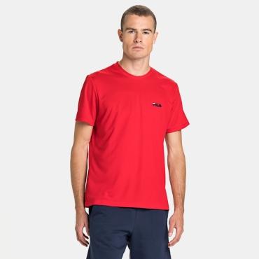 Fila Shirt Logo Small red