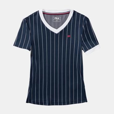 Fila Shirt Pearl Girls dark-blue
