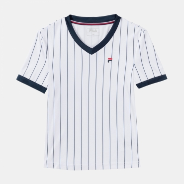 Fila Shirt Pearl Girls white