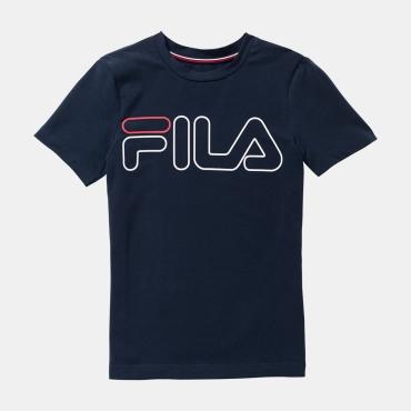 Fila Shirt Ricki Kids peacoat